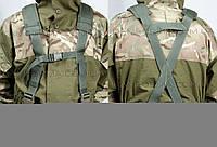 Разгрузочно-поясная система (РПС) стропа с демпферной вставкой