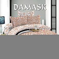 """Комплект постельного белья """"Viluta-поплин Дамаск"""", евро №6"""