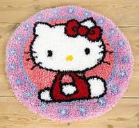 "Набор для ковровой техники  Vervaco ""Hello Kitty"""