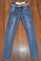 Светлые джинсы РВАНКИ для девочек подростков.Размеры 134-164 см.Фирма CHILDHOOD. Венгрия