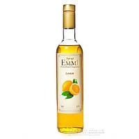 Сироп Эмми со вкусом Лимон. Сироп Лимон Emmi 900 г