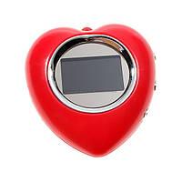 """Брелок фоторамка 1.5"""" LCD сердечко"""