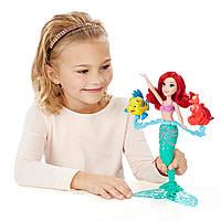Заводная кукла принцесса Ариель плавающая в воде Princess Spin & Swim Ariel Hasbro Disney