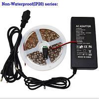 LED Фитолента - 500см., 300 светодиодов, с блоком питания 12В/5А., фото 1