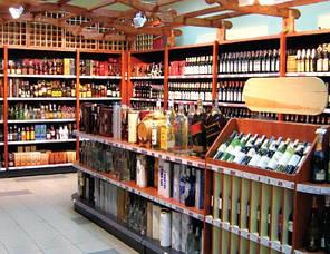 Стеллажи островные для вина, фото 2