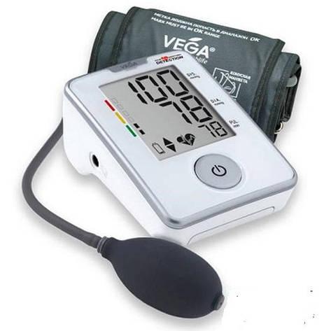 Полуавтоматический тонометр Vega VS-250, фото 2