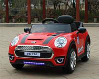 Детский электромобиль Mini Cooper M 3182EBR-3, красный***