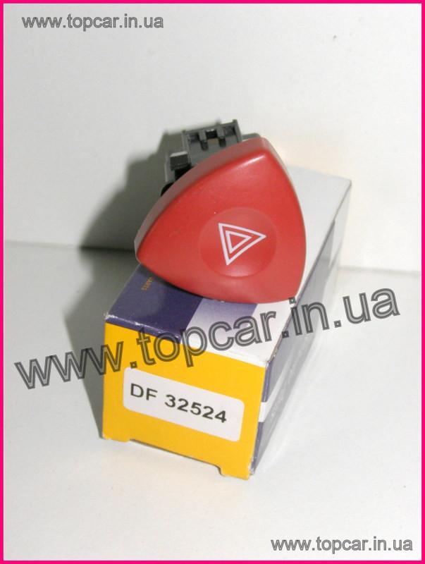 """Кнопка аварийки Renault Master II Польша DF32524 - """"Интернет-магазин TopCar"""" в Ивано-Франковской области"""