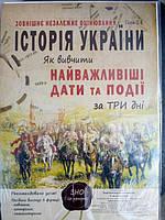 ЗНО Історія України, найважливіші дати та події, Гісем О.В.