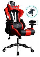 Геймерское кресло DIABLO X-EYE  черно- красное