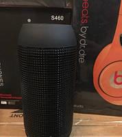 Колонка с bluetooth pulse 2 black, +светомузыка, портативная, беспроводная Bluetooth Колонка