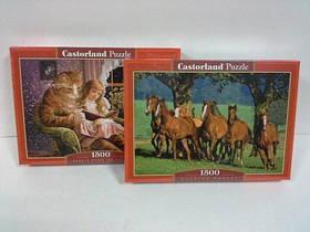 Пазлы Castorland 1500