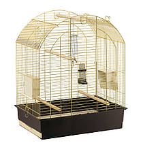 Ferplast GRETA Золото Клетка для средних попугаев