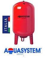 Расширительный бак для отопления Aquasystem VRV 100 л (Италия) , фото 1