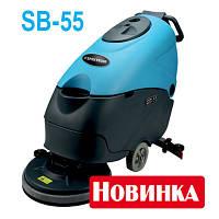 Аккумуляторная поломоечная машина SB-55