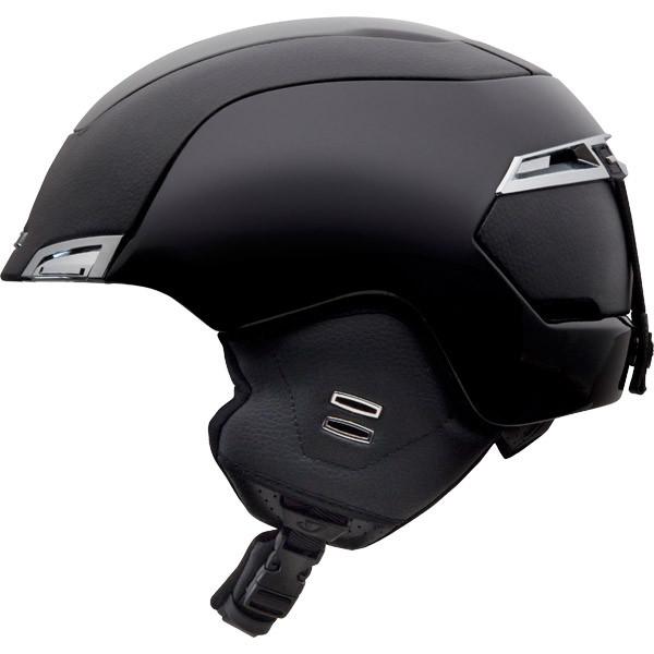Горнолыжный шлем Giro Edition CF, матовый/чёрный Leather (GT)