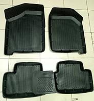 Коврики автомобильные для ВАЗ LADA 2108,09,99,13,14,15 резиновые высокого качества.