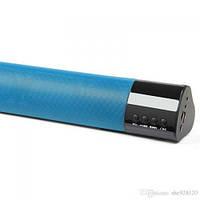 Портативная bluetooth колонка MP3 плеер Y38 Bass Blue
