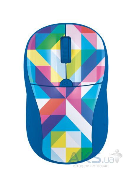 Компьютерная мышка Trust Primo (21480) blue geometry