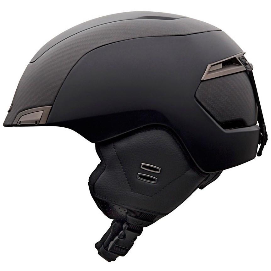Горнолыжный шлем Giro Edition CF, матовый чёрный/карбон (GT)