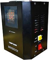 Стабилизатор напряжения Luxeon LDW-1000 (600Вт) черный