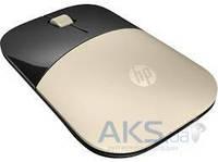 Компьютерная мышка HP Z3700 WL (X7Q43AA) Gold
