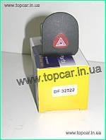 Кнопка аварийки Renault Kangoo 97-07 Польша DF32545
