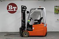 Б/у погрузчик вилочный электрический BT Cargo C3E160