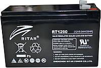 Аккумулятор мультигелевый  RITAR RT1290 12V 9Ah, фото 1
