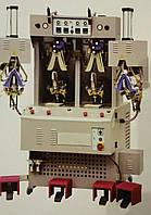 Машина для формировки пятки (холодная и горячая формировка)