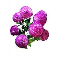 """Букет искусственных цветов """"Гвоздика"""" (10 шт)"""