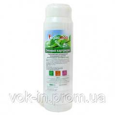 Картридж с гранулированным кокосовым углем Aguamag GAC-10СВ