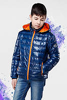 Стильная детская демисезонная куртка
