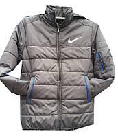 Куртка мужская Nike с капюшоном (деми)