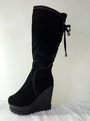 Обувь зимняя женская