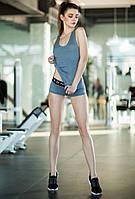 Designed For Fitness. Одежда для фитнеса PRO Fitness Grey, фото 1