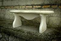 Скамейка из мрамора СЛЛМ - 61