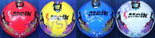 Мяч футбольный BT-FB-0032 TPU 390г 4цв.ш.к./50/