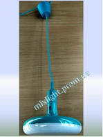 Светильник подвесной синий led Sembol 12W Horoz Electric