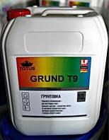 Грунтовка для внутренних работ TOTUS Grunt T9