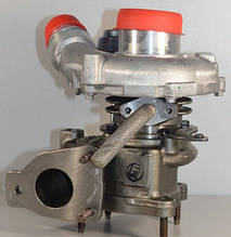 Турбина на Renault Trafic / Opel Vivaro 2.0 dCi (115 л.с.) с 2006… Garrett (Германия) 762785-5004S