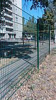 Панельный забор из сварной сетки Рубеж 3,0м*1,2м.Прочная заборная сетка