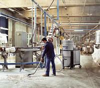 Уборка производственных площадей