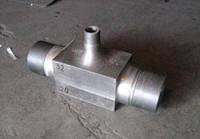 Точенные детали трубопроводов высокого давления из НЖ сталей ГОСТ22801-83 и др.