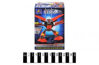 """Конструктор"" Робот  83дет. 6051р.14,5х9,3х4,5см./256/"