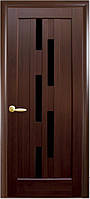 Двери Новый стиль Лаура BLK Каштан