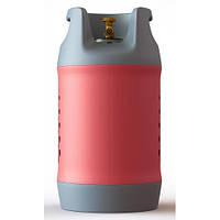 Газовый безопасный полимерно-композитный баллон Czech Research HPCR-G KLF LPG 24,5 л
