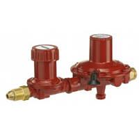 Комплект регуляторов давления газу 12кг/год 50мбар PS16 бар POL x IG G1\2 ПСК