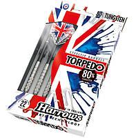 Дротики Harrows Torpedo 80% Steel Darts 23 gr.