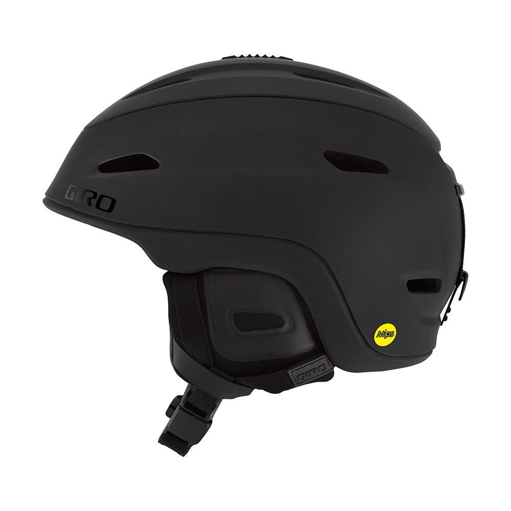 Горнолыжный шлем Giro Zone Mips, матовый чёрный (GT)